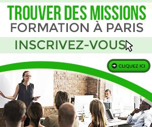 AlloMission - Formation à Paris